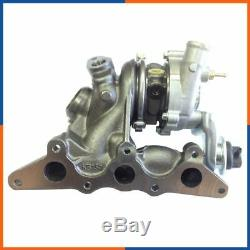 Turbo Turbocharger For Smart City-coupe 0.6 55 HP 708837-0001 708837-5001s