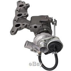 Turbocharger For Smart 0.8 CDI Mc01 30 Kilowatts Om660 6600960199 54319880002