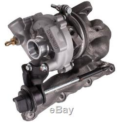 Turbocharger For Smart Cabrio City-coupe 0.6 1600960499 Turbocharger