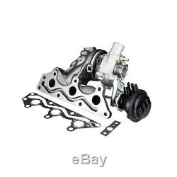 Turbocharger Smart City-coupe 0.6 (450.341, S1cla1) 40kw 55hp 07/199801/04