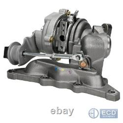 Turbocharger Turbo Charger For Smart Cabrio, City Coupe Fortwo Roadster