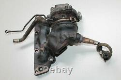 Turbocharger Turbo Smart Fortwo 450 0.7l Essence A1600960999/0012473v001