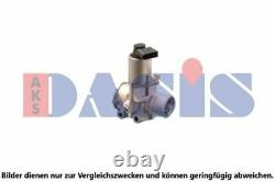 Valve / Valve Agr Electric With Aks Dasis Joints 125008n From Smart Fortwo Coupe