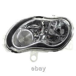Van Wezel Halogen Headlight Left For Smart Fortwo Coupé 450 City-coupe