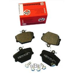 Zimmermann Sport Brake Discs + Brake Pads Before Smart