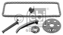 1 FEBI BILSTEIN 30539 Set chaîne distribution côté moteur CABRIO CITY-COUPE