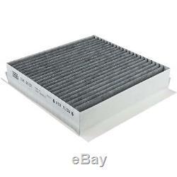 10x Mann Filtre Filtre D'Habitacle Mannol Filtre à Air Smart City-Coupe 450 0.6