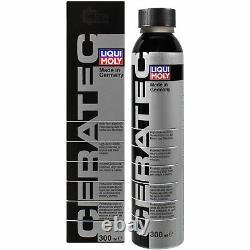 3xMANN-FILTER Ölfilter-hu 68 X + 3xLiqui Moly / 3x Cera Tec