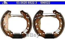 ATE Kit de freins arrière (prémontés) SMART CITY-COUPE FORTWO 03.0520-6522.3
