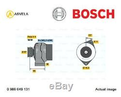 Alternateur pour Smart City Coupe 450 M 160 E6AL B04 160 920 Cabriolet 450 Bosch