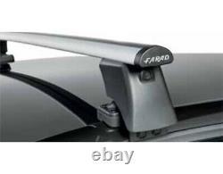 Barres De Toit Farad Aluminium Smart Fortwo 1998-2007