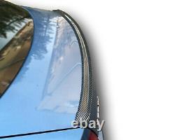 Charbon Peint Spoiler Lèvre Coffre Paupière Aileron Pour VW Apollo