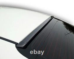 Charbon Peinture Spoiler de Toit Arrière Essuie-Glace Couverture Pour VW Apollo