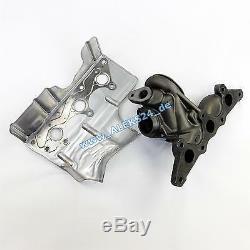 Collecteur D'Échappement avec Joint Échappement Turbo-Collecteur pour Smart 450