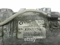 Compresseur de climatisation Climatique Compresseur pour Smart ForTwo 451 07-10