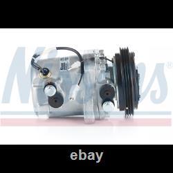 Compresseur de climatisation neuf NISSENS 89163