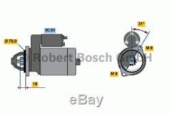 Démarreur bosch 0 986 019 940 (Incl. Dépôt)