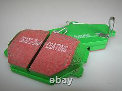 EBC Greenstuff Plaquettes Frein Sabots de Smart Fortwo 450 451 452 Roadster