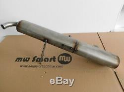 Échappement Pot Catalytique Silencieux Smart Fortwo 450 0,6 -0, 7 Ccm Nr. 315