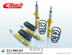 Eibach BILSTEIN Châssis B12 Kit Pro pour City-Coupé/Fortwo 450 E90-56-001-02-22