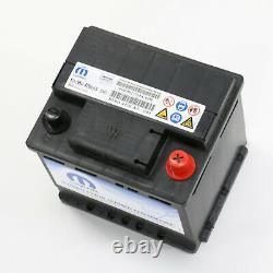 Fiat Batterie de Voiture 50AH 360A EN2 Fiat 500L Grand punto Idea 6000627544
