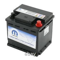 Fiat Batterie de Voiture 50AH 500A EN2 Fiat 500 Panda punto Doblo Qubo
