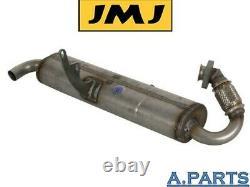 Jmj Pot Catalytique Échappement Smart City Coupé 450 Cabriolet 450 Fortwo