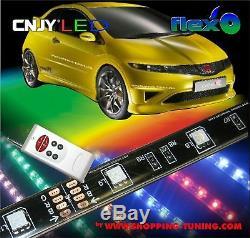 Kit Bas De Caisse Led Neon Smart Cabrio City Coupe