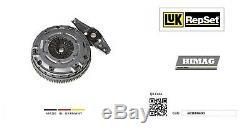 Kit Embrayage + Volant d'inertie Smart Cabrio City Coupe 450 0.6 cc essence