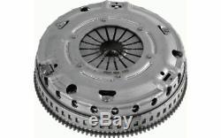 Kit d'embrayage 215mm Ø pour Smart City-Coupe 0.6 (450.333, 450.335) SACHS
