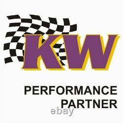 Kw Combinés Filetés Inox Smart Fourtwo 451 Coupé Et Cabrio VA Jusqu'À 440kg V2