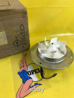 Neuf Original Opel Universel Oldtimer Youngtimer Arrière Déshumidifiant Blowers