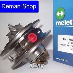 Original Melett UK Turbocharger CARTOUCHE Smart Cabrio City Coupe Fortwo