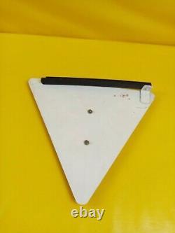 Original Triangle de Signalisation Feuille 50 Il / 60 Années Prévention