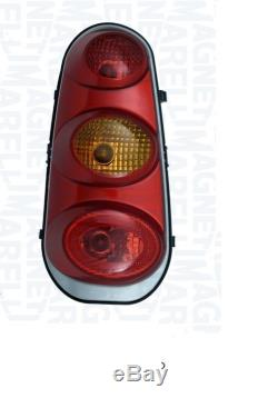 Phare Feu Arrière DX Pour Smart Cabrio City Coupe 2002- Orange
