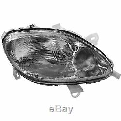 Phare à droite Smart Année Fab. 98-02 Coupé/Cabriolet Bosch H4 Incl. Lampes