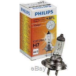 Phare à gauche Smart Année Fab. 00-07 Coupé Cabriolet 450 Incl. Philips H7+H1