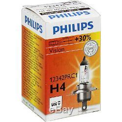 Phares Kit Smart Année Fab. 98-02 Coupé Cabriolet Bosch H4 Incl. Philips Lampes