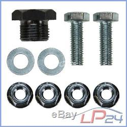Pot Catalytique + Kit D'assemblage Smart For-two 04-07 Cabrio City-coupe 0.6 0.7