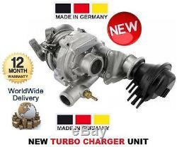 Pour Smart City Coupé 450 0.6 0.7 1998-2004 Neuf Turbo Chargeur Unité Complet