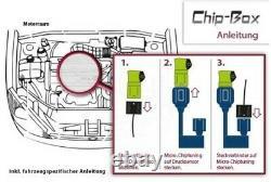 Puce Tuning Boîte Pour Audi A1 A3 Seat Ibiza Leon Golf MK6 MK7 T6 Polo 1.6TDCI