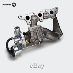 Smart Cdi Turbo 450 A6600960199/5431-970-0002 avec Collecteur D'Échappement