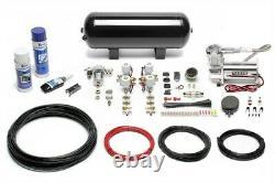 TA Technix Air-Ride Air Châssis Incl. Kit de Compresseur Smart Fortwo 450