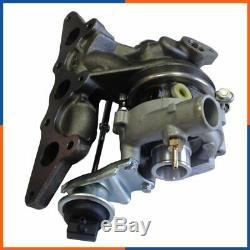 Turbo Turbocompresseur pour Smart City-Coupe 0.6 55 cv 1600960499 A1600960499