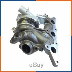 Turbo Turbocompresseur pour Smart City-Coupe 0.6 55 cv 708837-0001 708837-5001S
