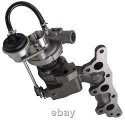 Turbo pour Smart Cabriolet Fortwo 0.8cdi 30 KW 41 PS 6600960099 54319880002