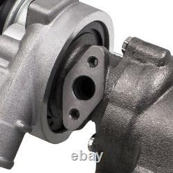 Turbocharger for Smart City-Coupé 450 0.8 CDI 1999-2004 30 KW, 41 PS 54319880002