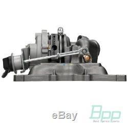 Turbocompresseur À Gas D'echappement Smart City-coupe 450 0.6 450.342 S1clb1